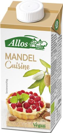 Allos - Mandel Cuisine, bio, vegan, 200ml