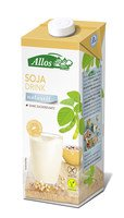 Allos - Soja Drink naturell 1l