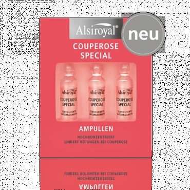 Alsiroyal - Couperose Special Ampullen 3x3ml
