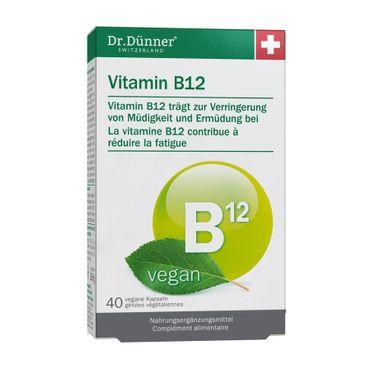 Dr. Dünner - Vitamin B12 40St