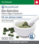 Dr. Dünner - SPIRULINA Mikro-Algen-Tabletten 500St 001