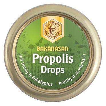 Bakanasan - Propolis Drops, vegan, 45g