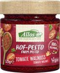 Allos - Hof-Pesto Tomate Walnuss bio vegan 125g 001