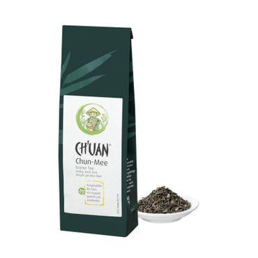CH'UAN - Chun Mee Grüner Tee bio vegan 100g