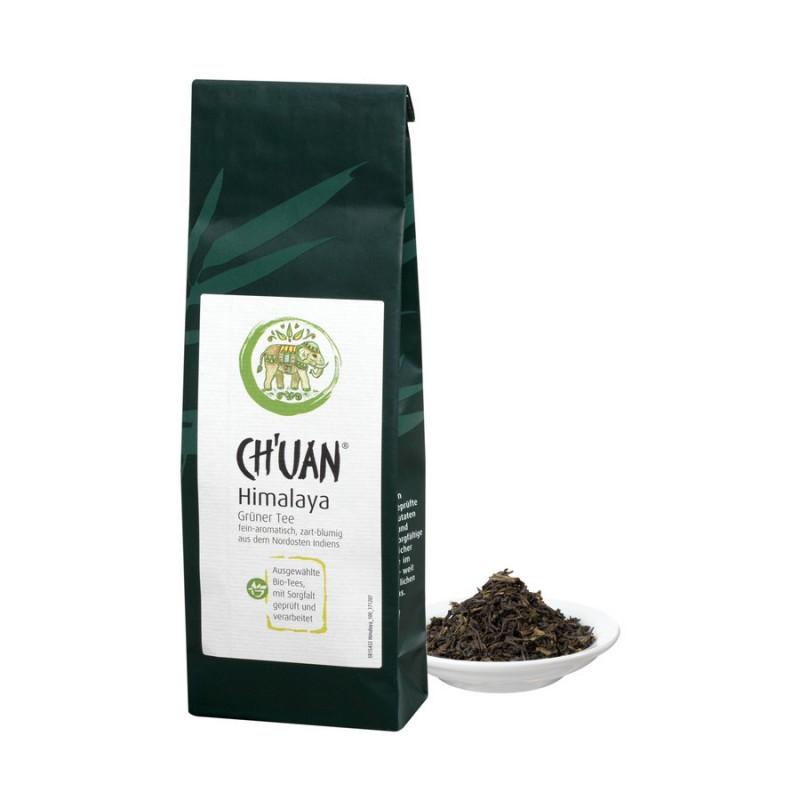 CH'UAN - Grüner Tee Himalaya bio vegan 100g