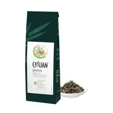 CH'UAN - Grüner Tee Jasmin bio vegan 100g