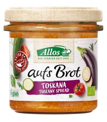 Allos - Auf's Brot Toskana bio vegan 140g