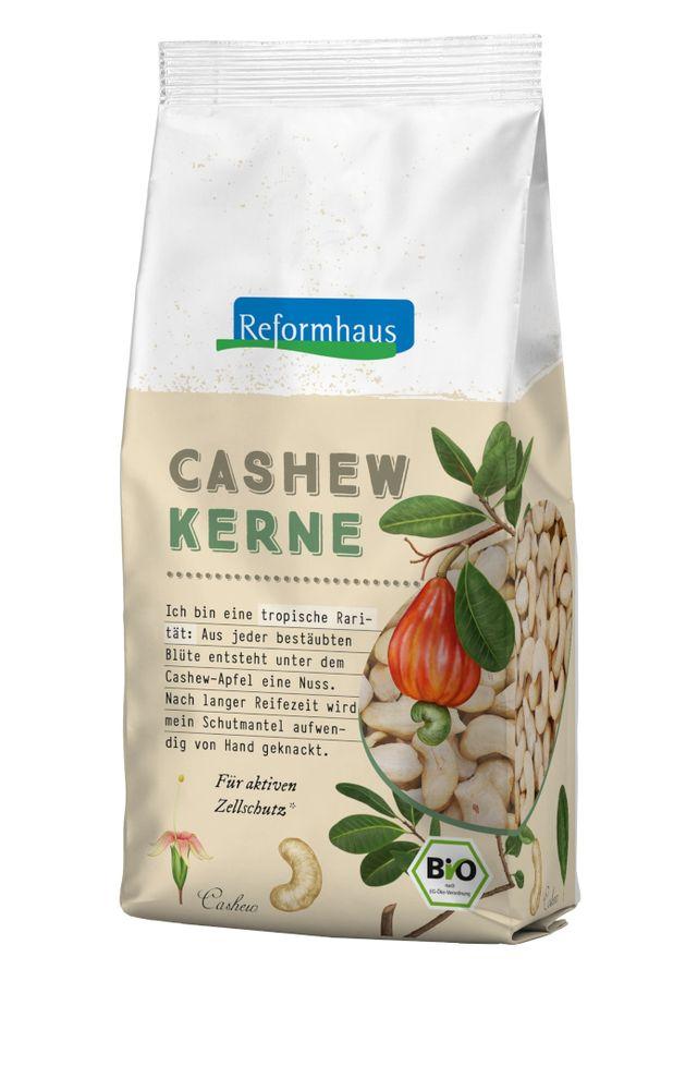 Reformhaus - Cashewkerne bio 500g