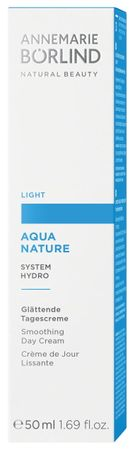 ANNEMARIE BÖRLIND - AQUANATURE Glättende Tagescreme light 50ml