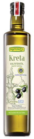 Rapunzel Olivenöl Kreta P.G.I. nativ extra 0,5l