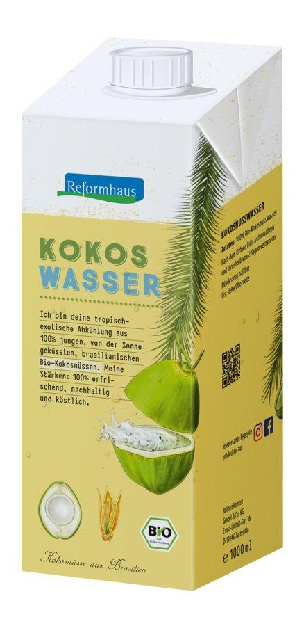 Reformhaus - Kokoswasser bio 1000ml
