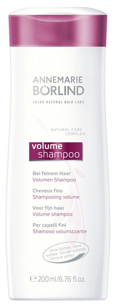 ANNEMARIE BÖRLIND - SEIDE Volumen Shampoo 200ml