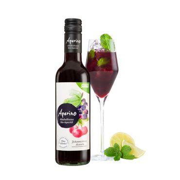 Salus - Aperino Johannisbeere-Acerola alkoholfrei bio 375ml