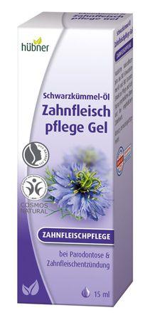 Hübner - Schwarzkümmel-Öl Zahnfleischpflege Gel 15ml