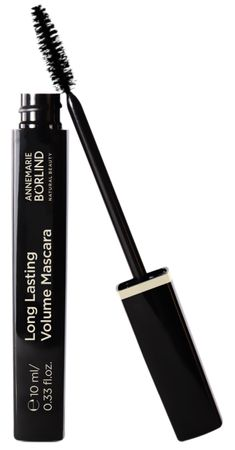 ANNEMARIE BÖRLIND - Long Lasting Volume Mascara black 10 10ml – Bild 1