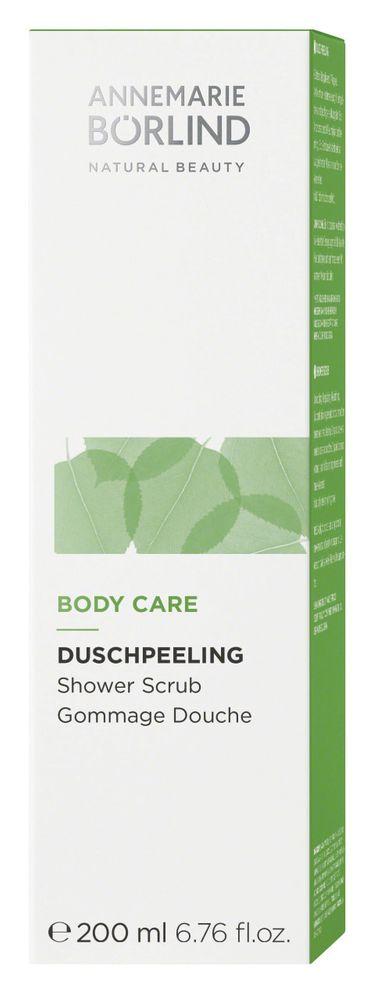 ANNEMARIE BÖRLIND - BODY CARE Duschpeeling 200ml