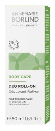 ANNEMARIE BÖRLIND - BODY CARE Deo Roll-on 50ml – Bild 1