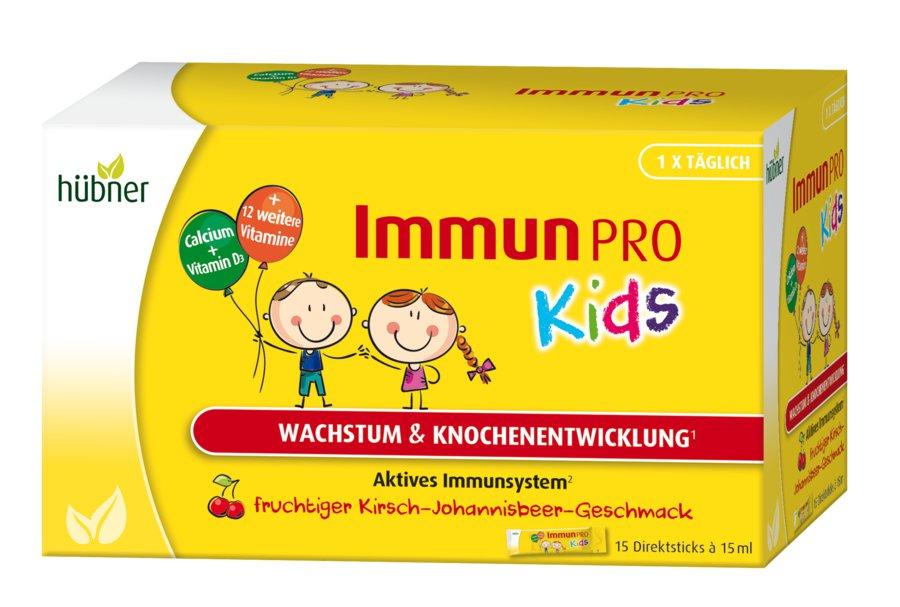 Hübner - ImmunPRO Kids 15 Sticks