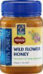 Manuka Health - Wild Flora Honig 500g 001
