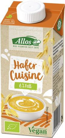 Allos - Hafer Cuisine bio 200ml