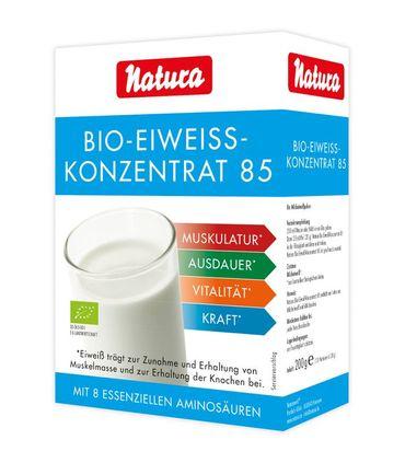 Natura - Bio Eiweiß Konzentrat 85 200g