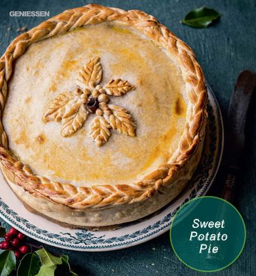 Sweet Potato Pie - Rezept - Zutatenbundle