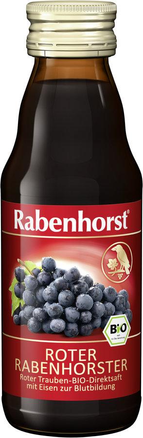 Rabenhorst - Roter Rabenhorster Mini bio vegan 125ml