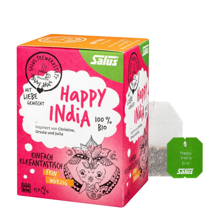 Salus - Happy India fein würziger Tee bio 15 FB