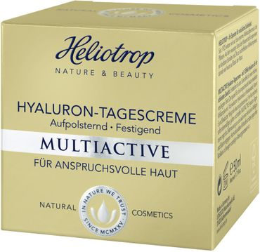 Heliotrop - MULTIACTIVE Hyaluron Tagescreme 50ml