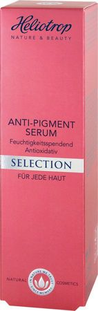 Heliotrop - Anti-Pigmentflecken Serum 30ml