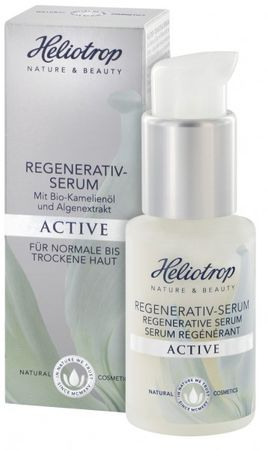 Heliotrop - ACTIVE Regenerativ-Serum 30ml