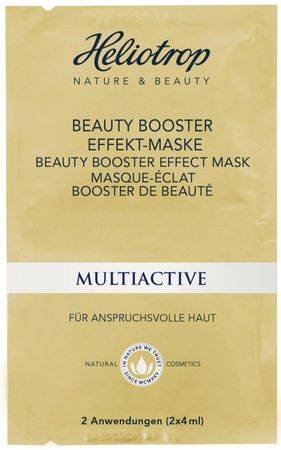 Heliotrop - MULTIACTIVE Beauty Booster Effekt-Maske 8ml