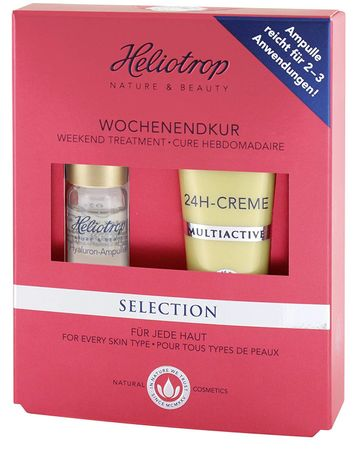 Heliotrop - Selection Wochenendkur-Set, 10 ml + 2,5 ml