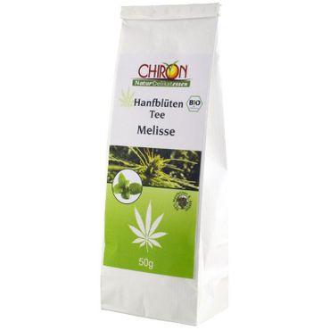 Chiron - Hanfblütentee Melisse 50g bio