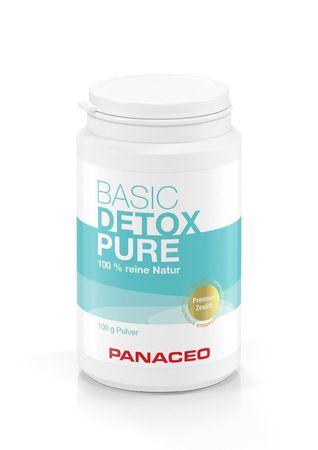 PANACEO - Basic-Detox Pure Pulver 100g