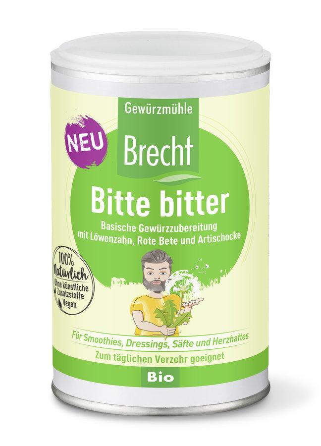 Brecht - Bitte Bitter Gewürzzubereitung bio 55g