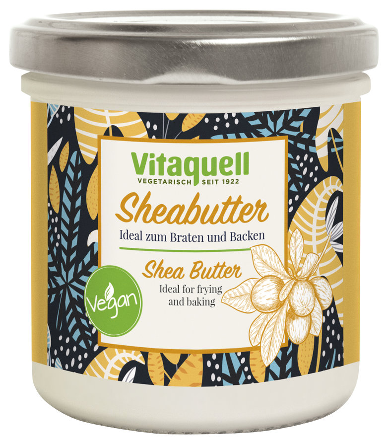 Vitaquell - Sheabutter bio 120g
