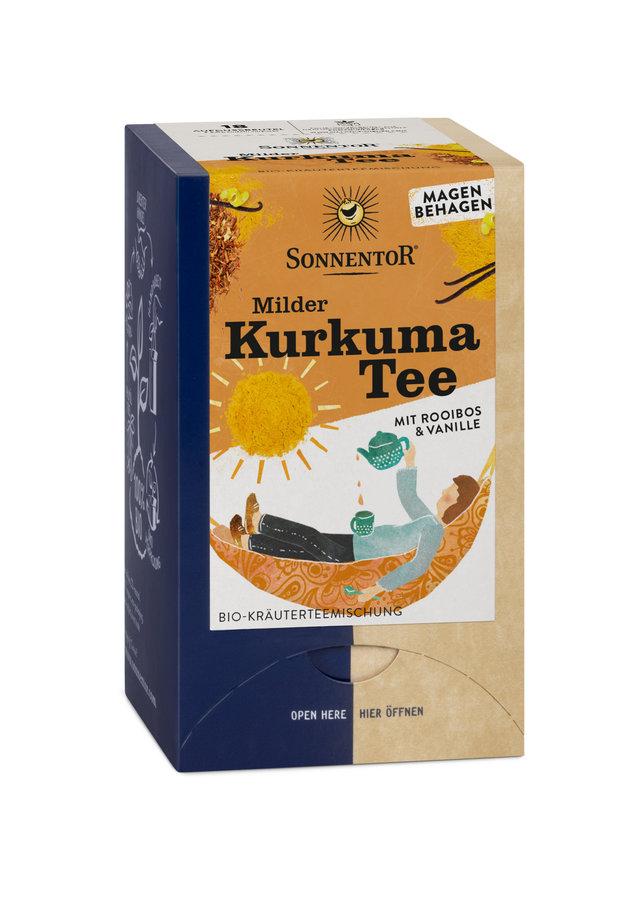 Sonnentor - Milder Kurkuma Tee bio 18 FB