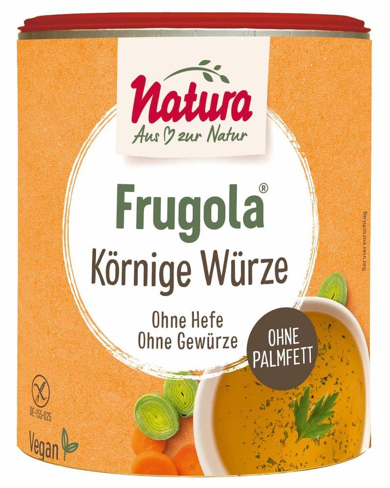 Natura - Frugola ohne Hefe, ohne Gewürze 500g