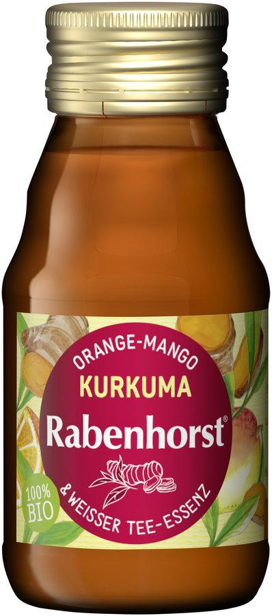 Rabenhorst - Kurkuma-Weißer Tee Bio Shot 60ml