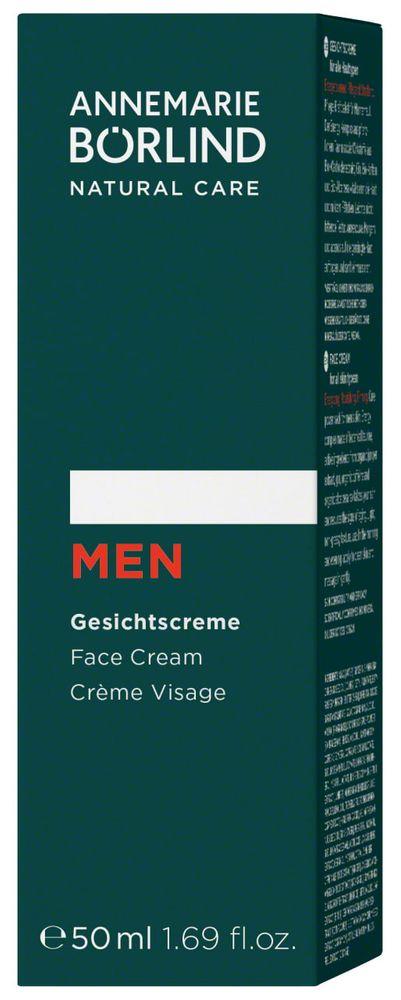 ANNEMARIE BÖRLIND - MEN GESICHTSCREME 50ml