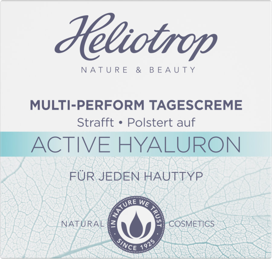Heliotrop - ACTIVE HYALURON Multi-Perform Tagescreme 50ml