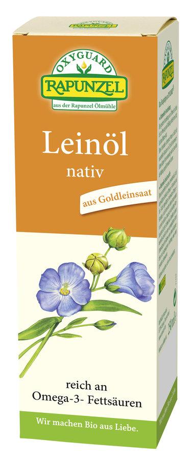 Rapunzel - OXYGUARD® Leinöl nativ bio 250ml