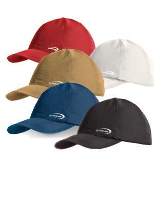 Kopf kühlen mit Basecaps von E.COOLINE