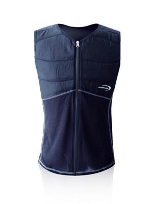 E.COOLINE Powercool SX3 Shirtweste - Die sportliche Kühlweste für Sport, Freizeit und Alltag