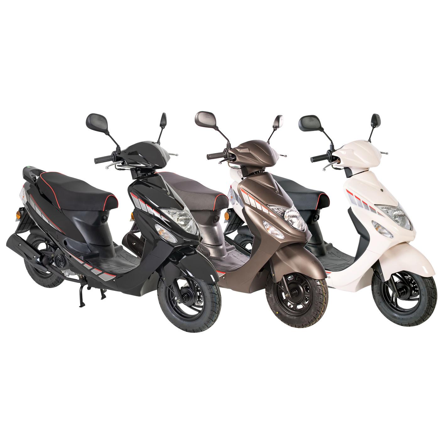 25 km/h Motorroller
