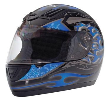 Integralhelm SOAR Rookie Blue M 83310043
