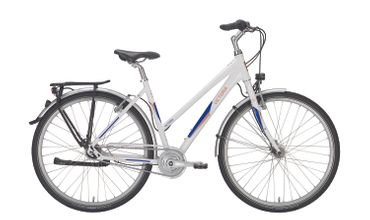 Fahrrad Victoria  5.3 28'' weiß/marineblau RH 55