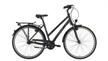 Fahrrad Victoria  1.7G HS11 28'' schwarz matt RH 45