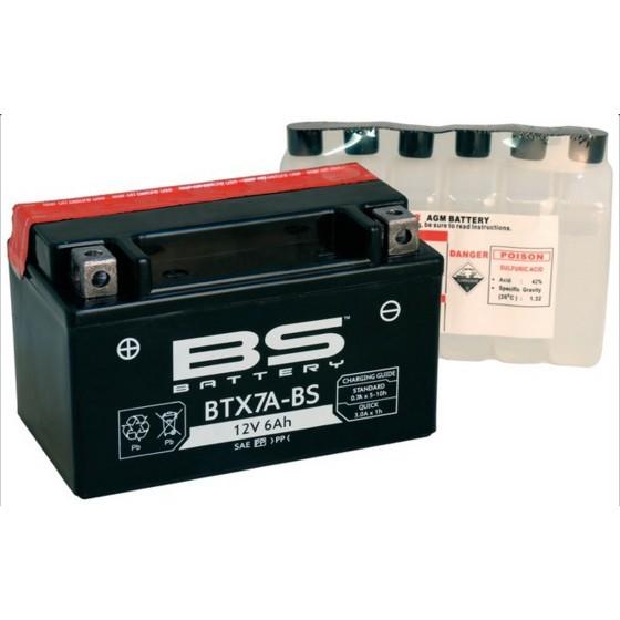 Batterie BTX7A-BS 12V 6Ah 151x88x94mm 125cc 4T 5379953